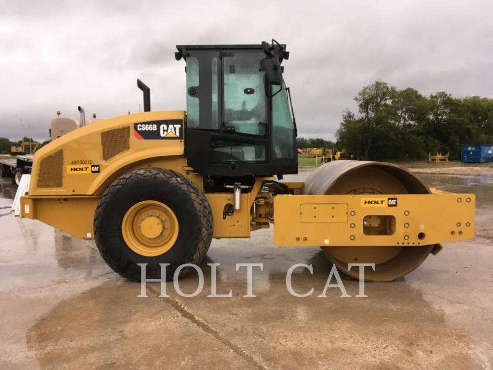 Detail photo of 2017 Caterpillar CS66B from Construction Equipment Guide