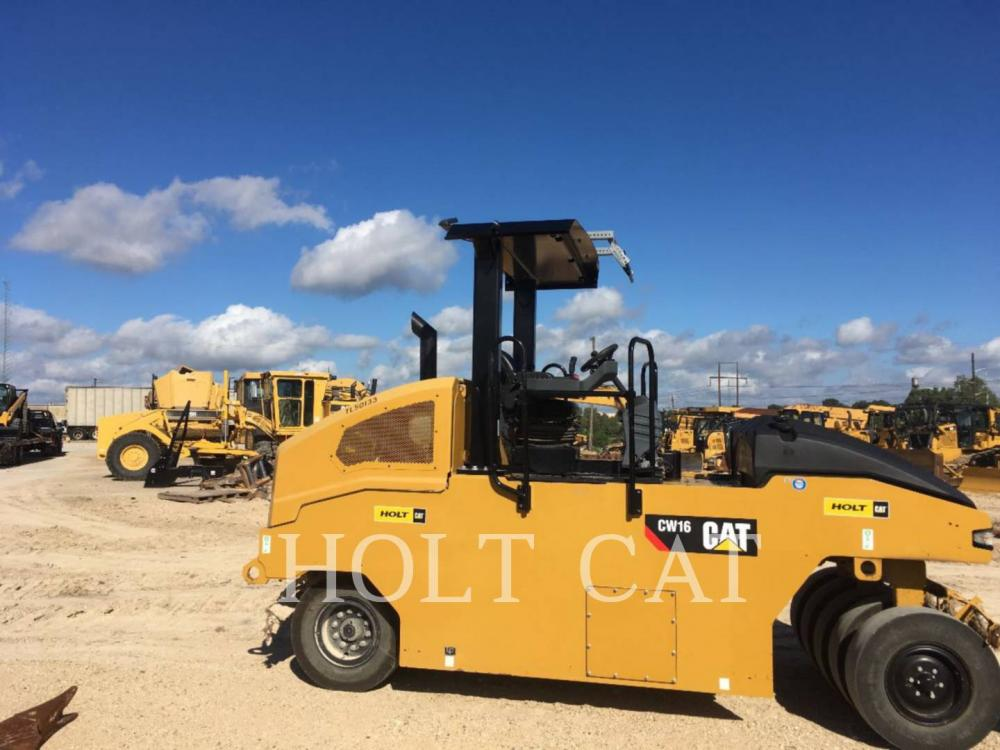 Detail photo of 2016 Caterpillar CW16 from Construction Equipment Guide
