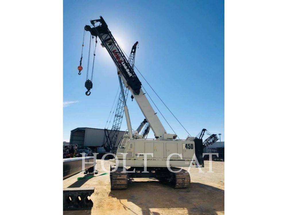 Detail photo of 2012 Link-Belt TCC 450 from Construction Equipment Guide