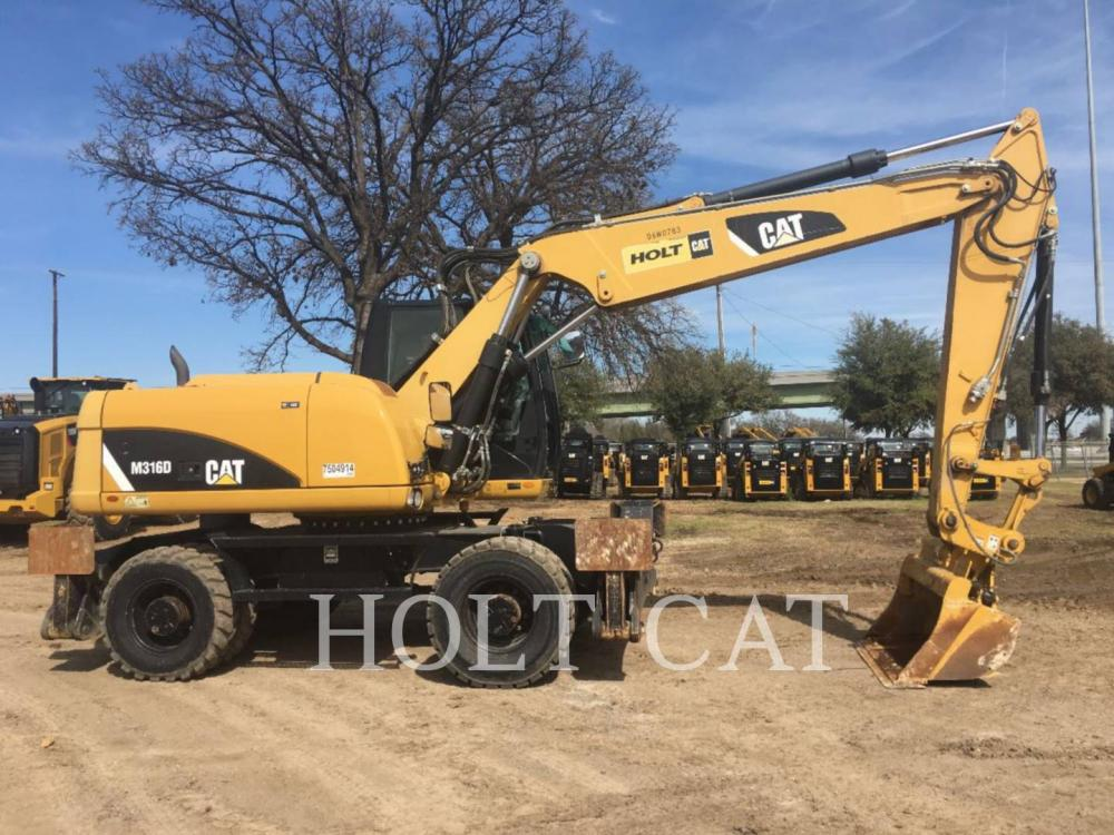 Detail photo of 2012 Caterpillar M316D from Construction Equipment Guide