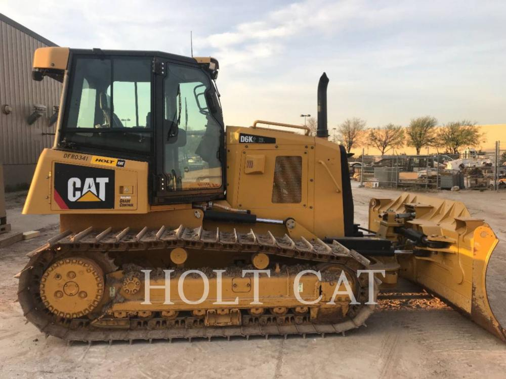 Detail photo of 2016 Caterpillar D6K from Construction Equipment Guide