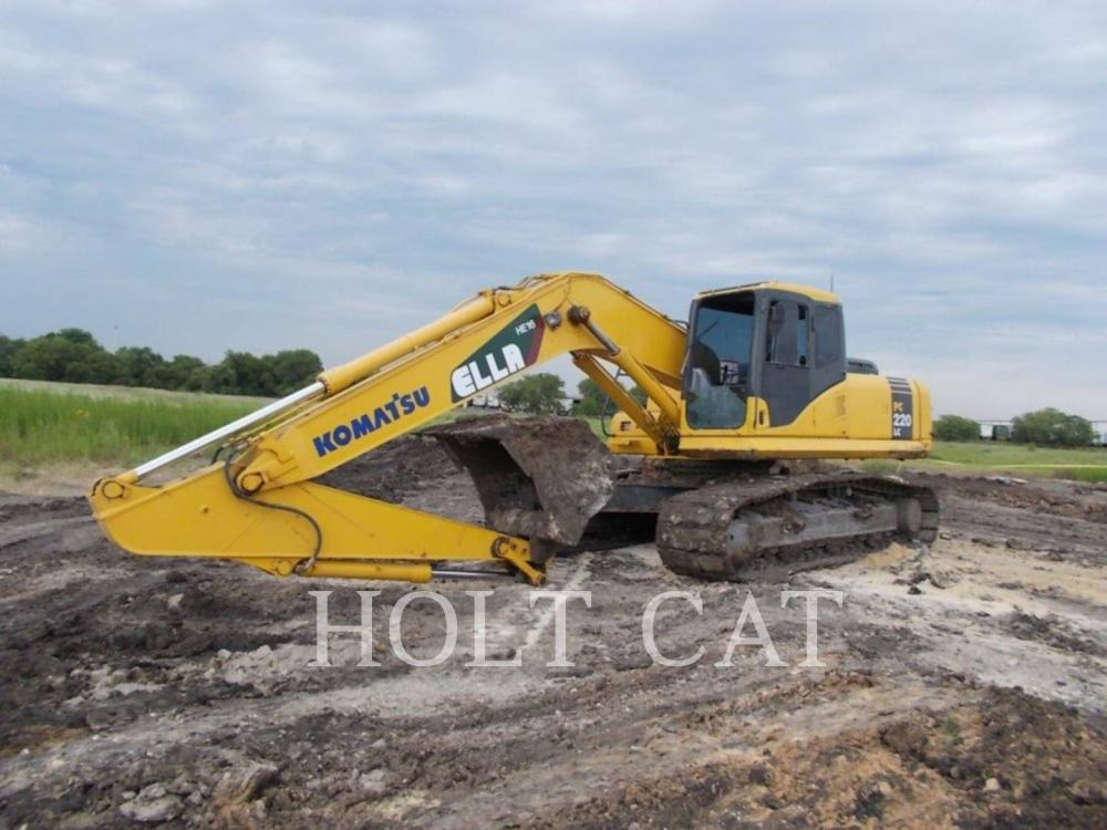 Detail photo of 2003 Volvo EC330BLC from Construction Equipment Guide
