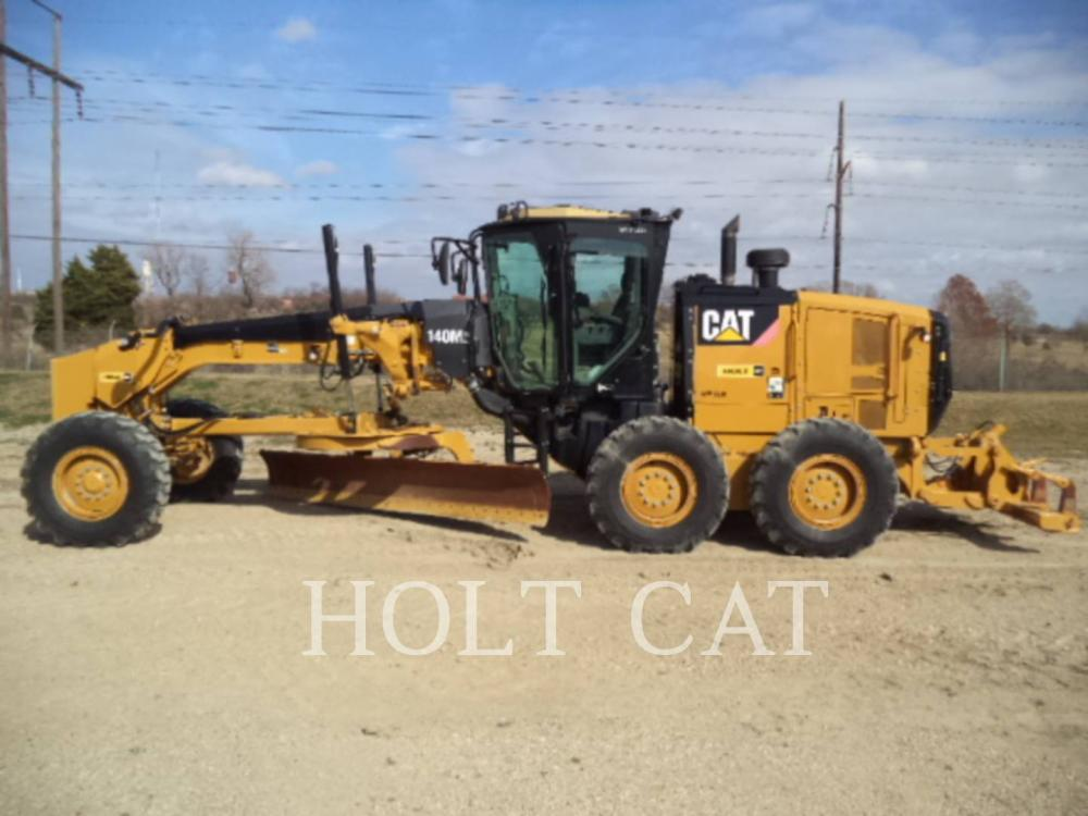 Detail photo of 2012 Caterpillar 140M2 from Construction Equipment Guide