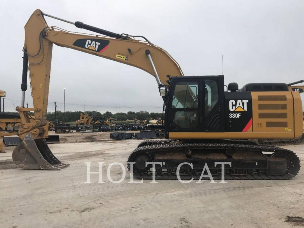 Detail photo of 2015 Caterpillar 330FL from Construction Equipment Guide