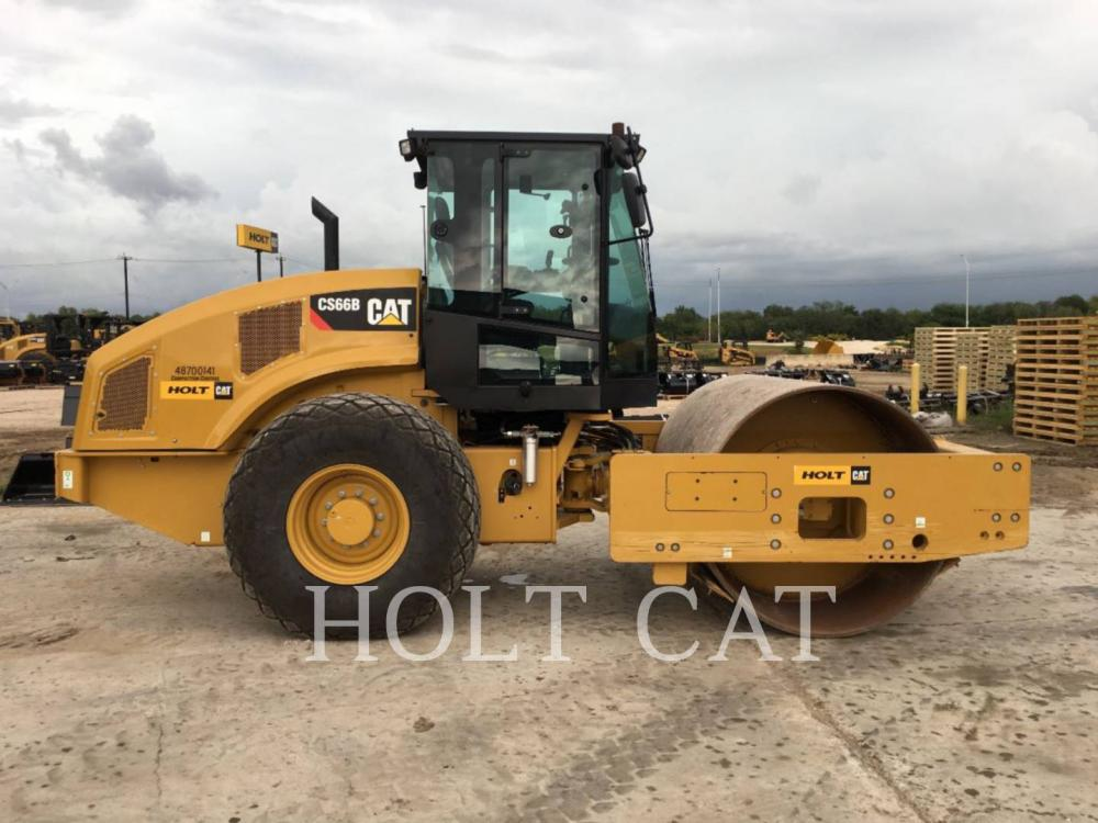 Detail photo of 2016 Caterpillar CS66B from Construction Equipment Guide