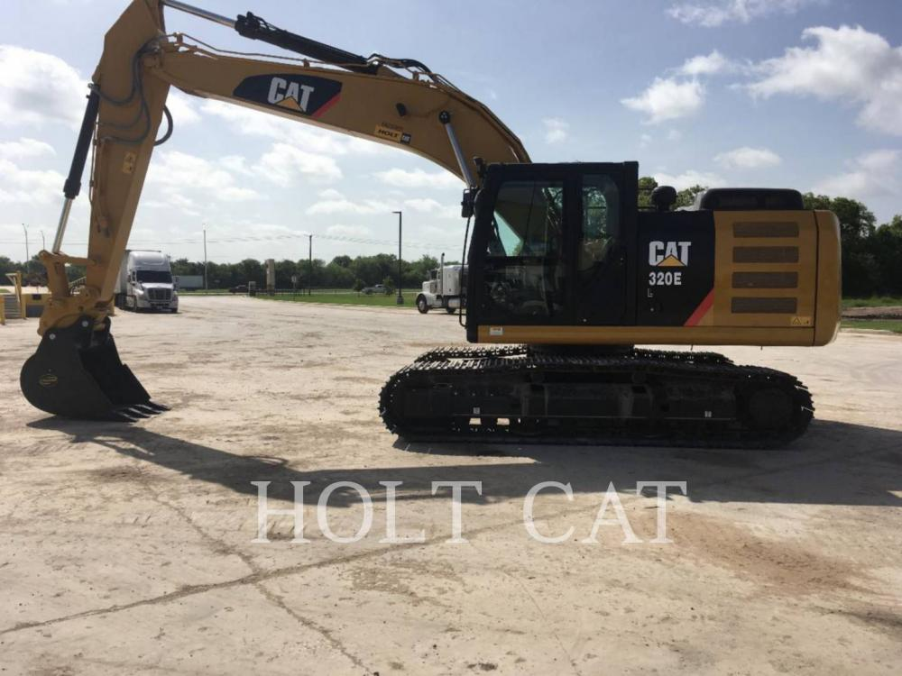 Detail photo of 2015 Caterpillar 320E L from Construction Equipment Guide