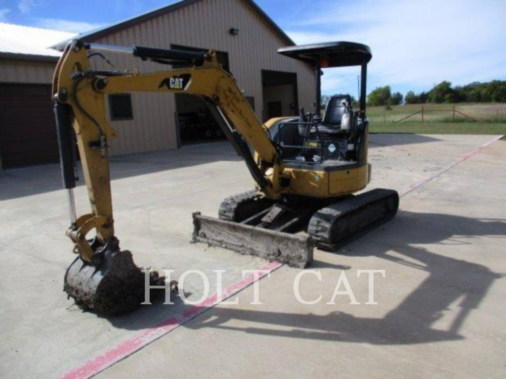 Detail photo of 2008 Caterpillar 303.5C CR from Construction Equipment Guide