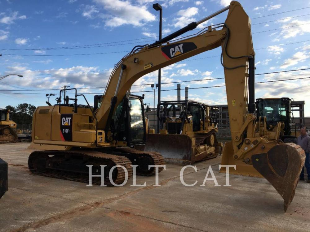 Detail photo of 2017 Caterpillar 316FL from Construction Equipment Guide