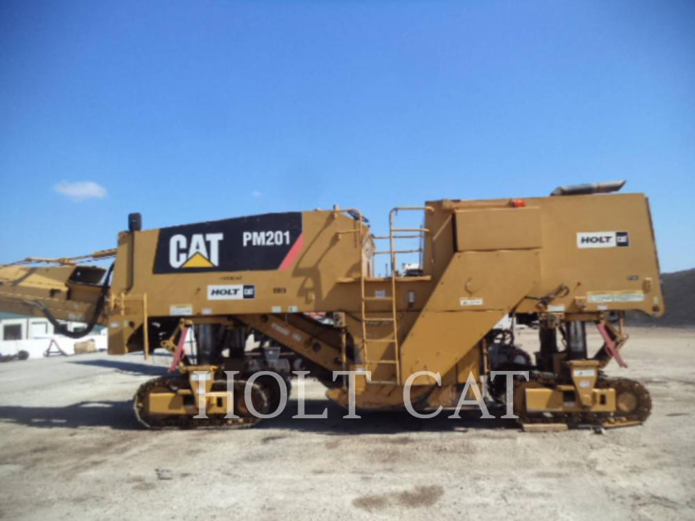 Detail photo of 2010 Caterpillar PM201 from Construction Equipment Guide