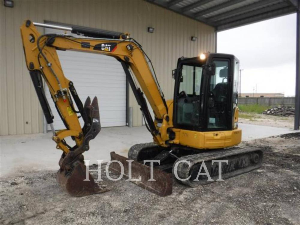 Detail photo of 2016 Caterpillar 305E CR from Construction Equipment Guide