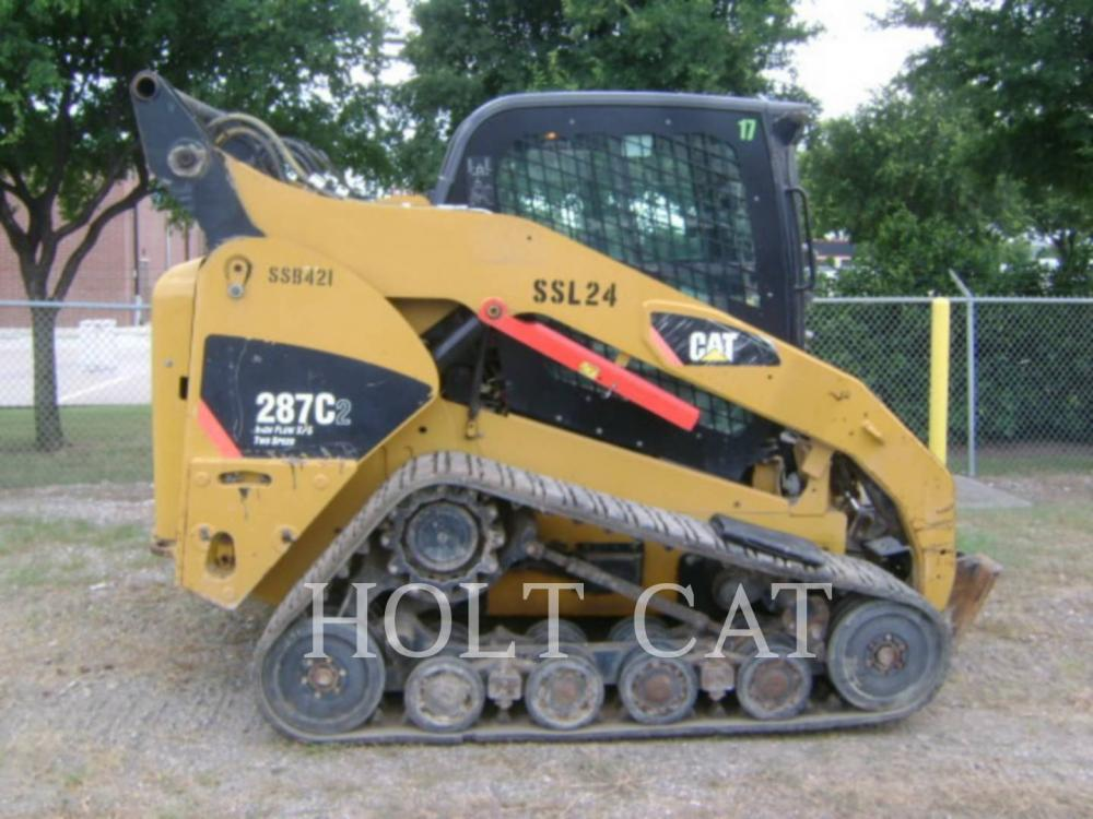Detail photo of 2013 Caterpillar 287C from Construction Equipment Guide