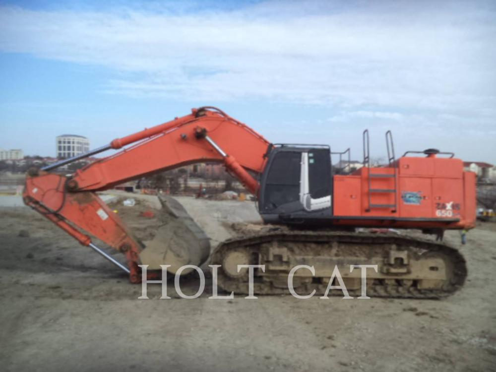 Detail photo of 2010 Hitachi ZX650-3 from Construction Equipment Guide