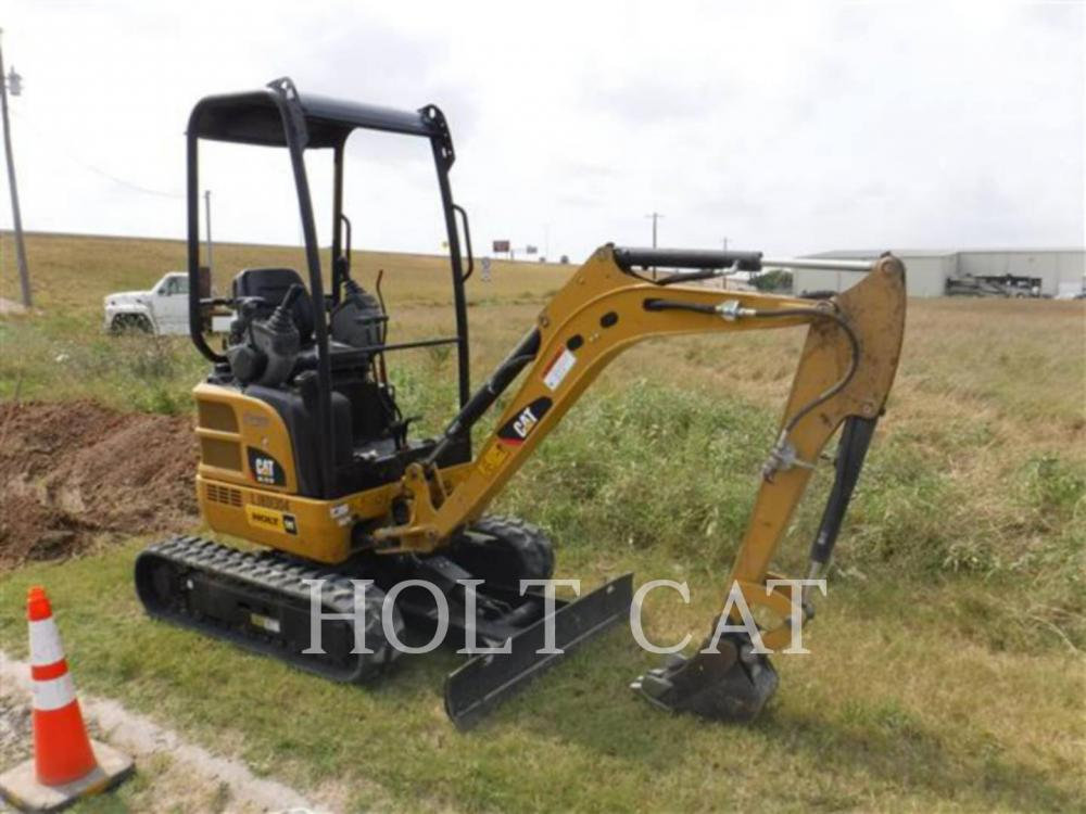 Detail photo of 2018 Caterpillar 301.7D from Construction Equipment Guide