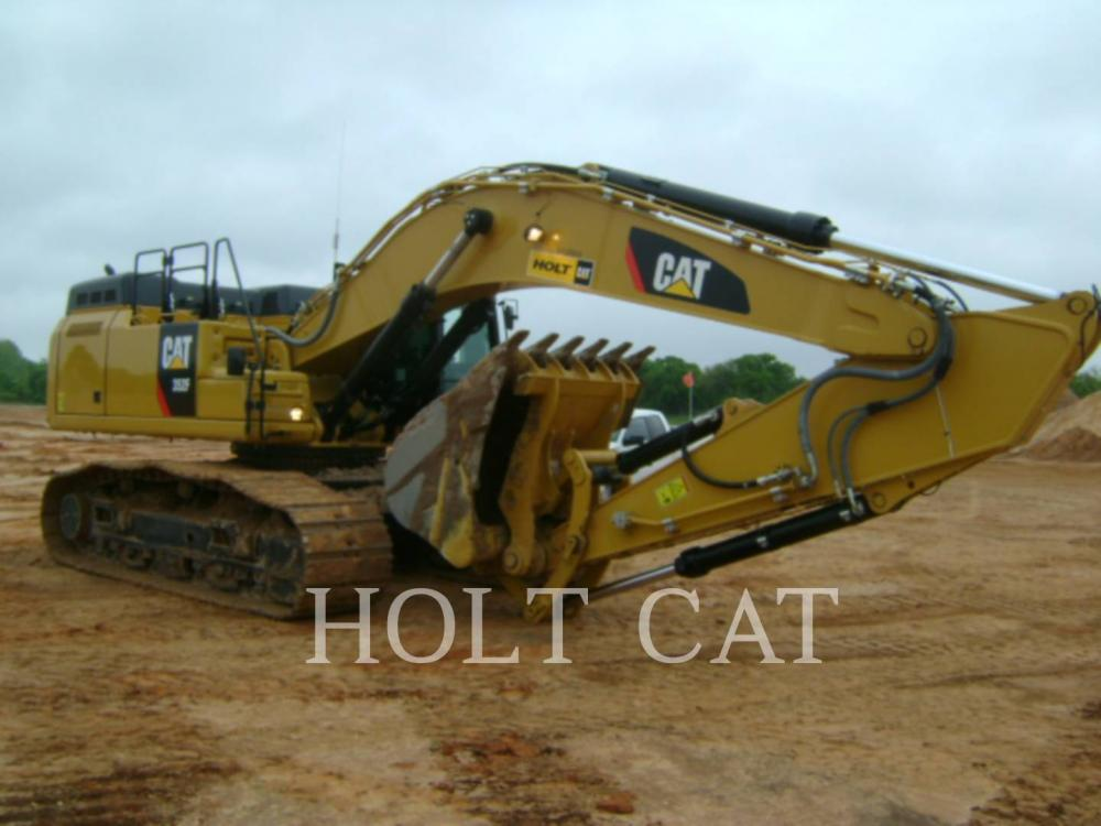 Detail photo of 2018 Caterpillar 352FL from Construction Equipment Guide