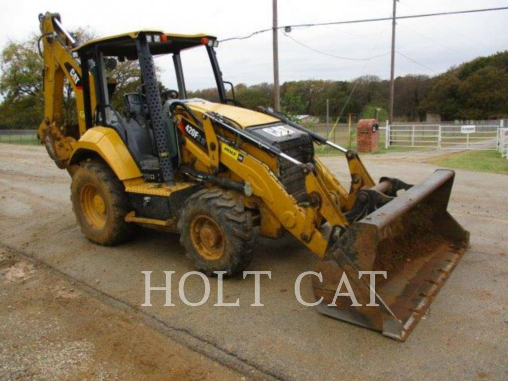 Detail photo of 2016 Caterpillar 420F IT II from Construction Equipment Guide