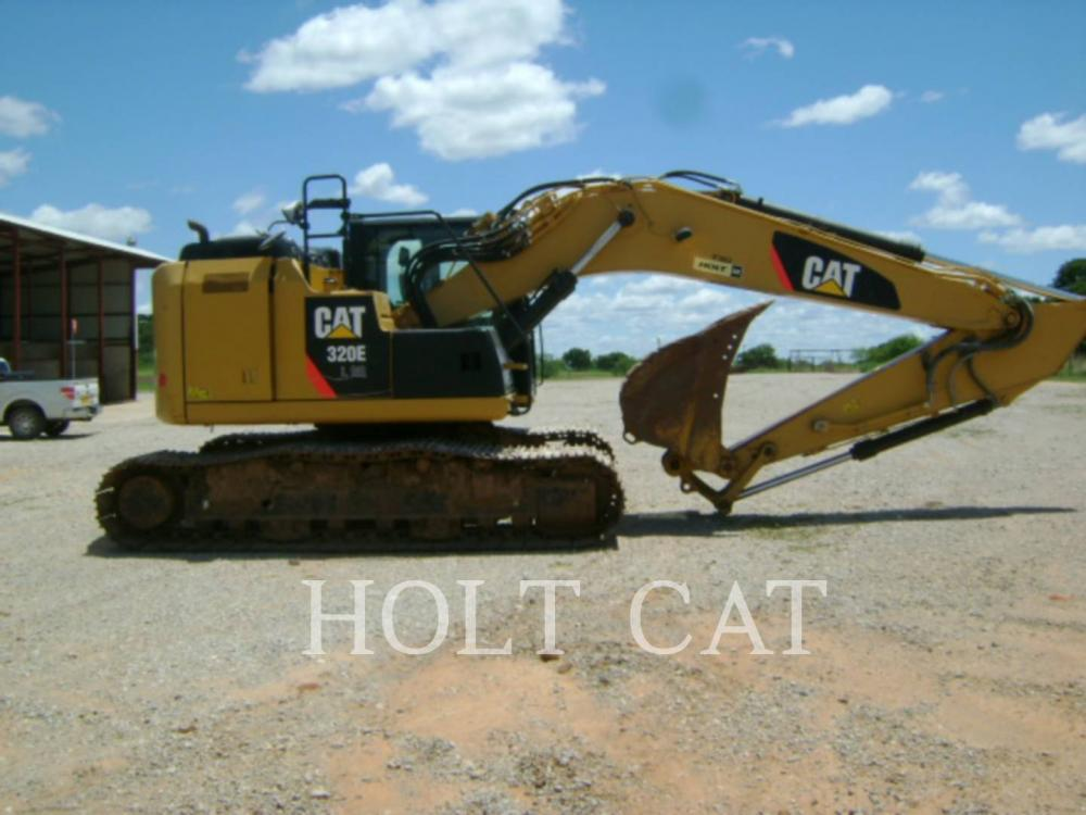 Detail photo of 2014 Caterpillar 320EL RR from Construction Equipment Guide
