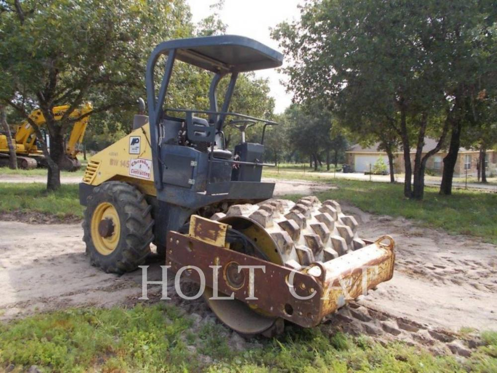 Detail photo of 2008 Bomag BW 145 PDH-3 from Construction Equipment Guide