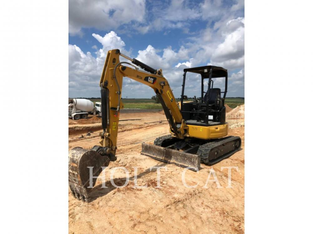 Detail photo of 2015 Caterpillar 303.5E CR from Construction Equipment Guide