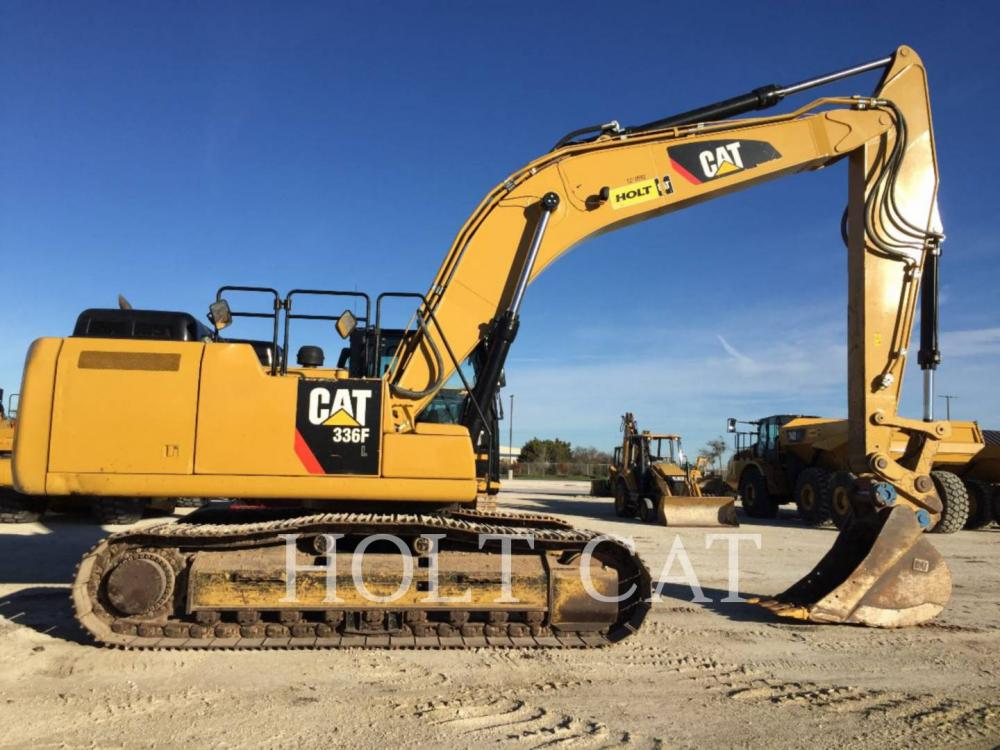 Detail photo of 2017 Caterpillar 336FL from Construction Equipment Guide
