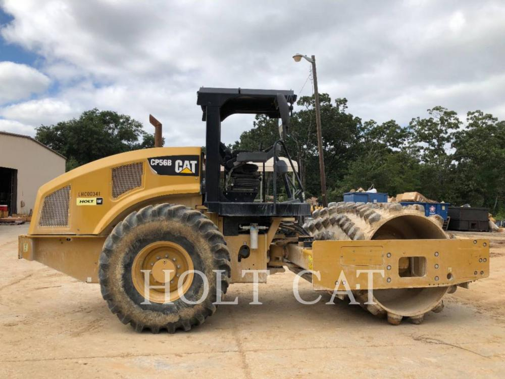 Detail photo of 2013 Caterpillar CP56B NOBL from Construction Equipment Guide