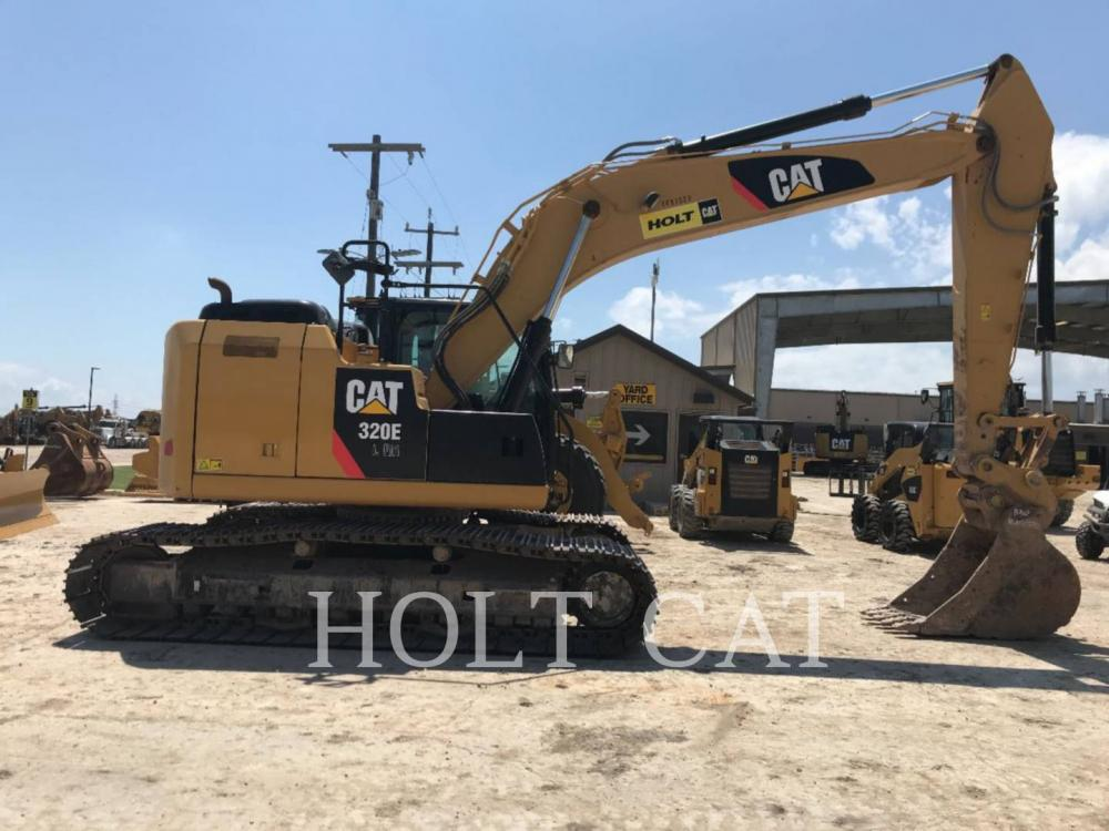 Detail photo of 2015 Caterpillar 320EL RR from Construction Equipment Guide