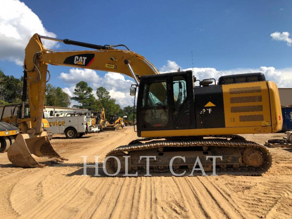 Detail photo of 2016 Caterpillar 326FL TC from Construction Equipment Guide