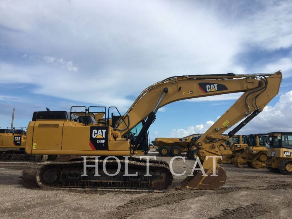 Detail photo of 2017 Caterpillar 349FL from Construction Equipment Guide