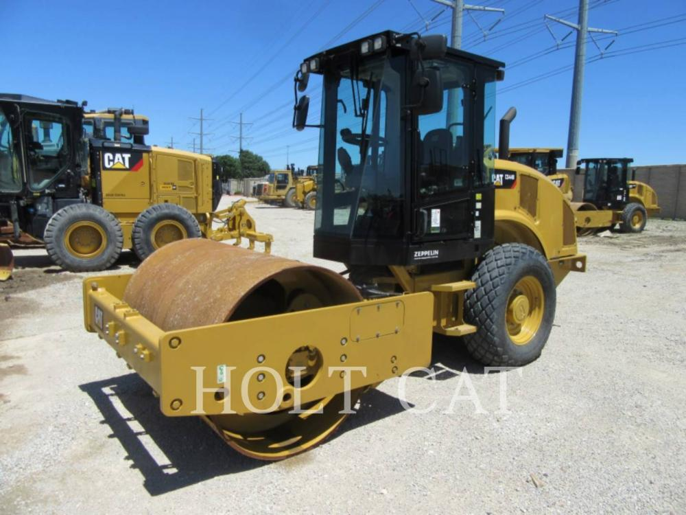 Detail photo of 2017 Caterpillar CS44B from Construction Equipment Guide