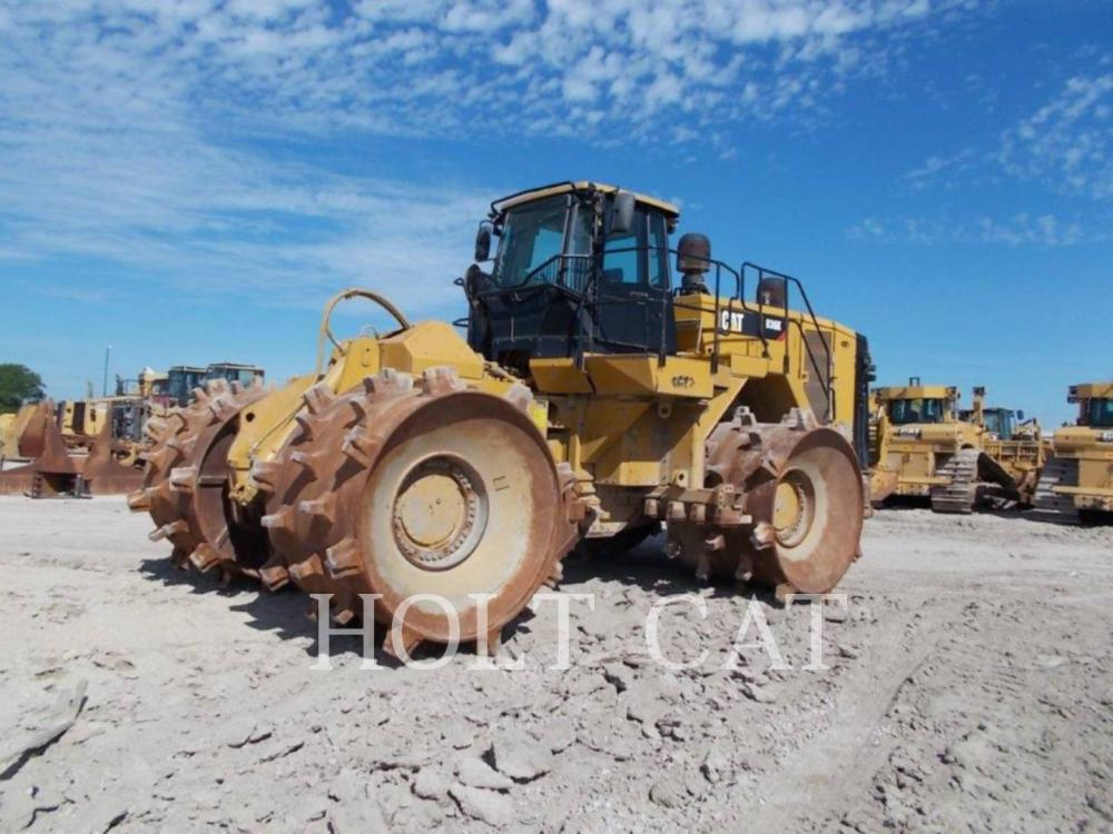 Detail photo of 2016 Caterpillar 836K from Construction Equipment Guide