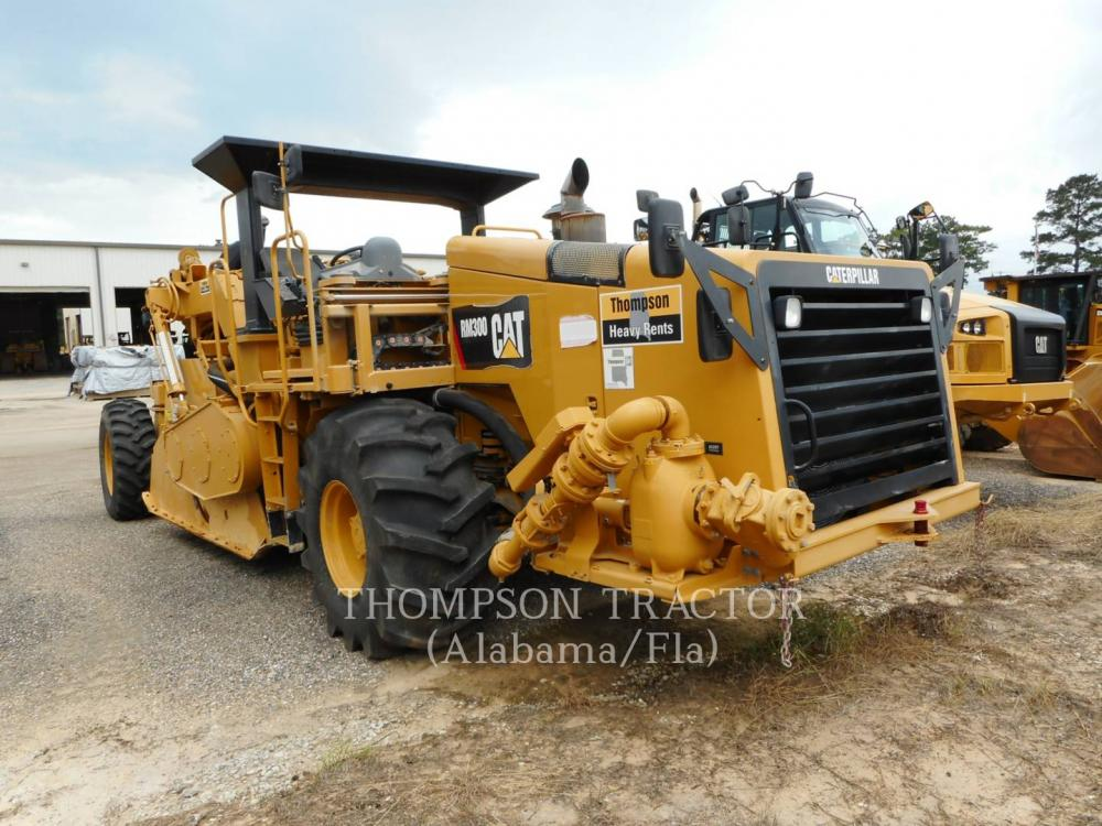 Detail photo of 2014 Caterpillar RM300 from Construction Equipment Guide