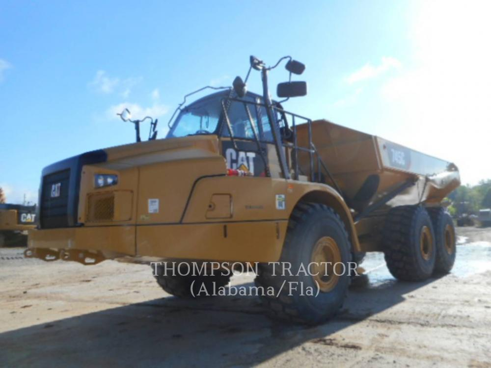 Detail photo of 2015 Caterpillar 745C from Construction Equipment Guide