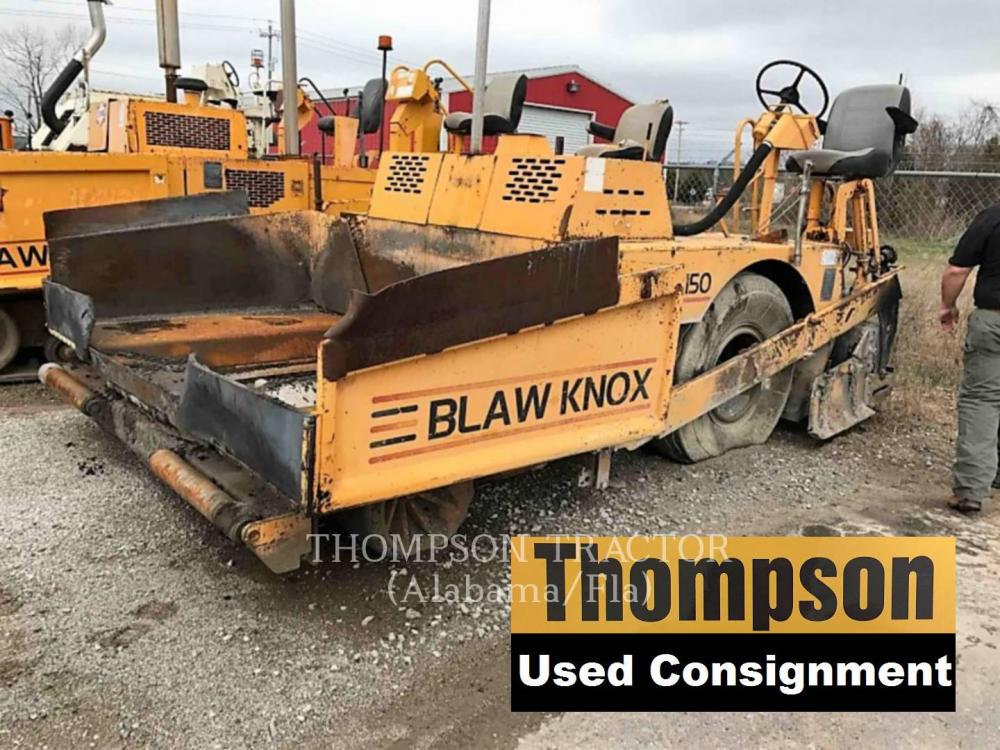 Detail photo of 1999 Blaw Knox PF150 from Construction Equipment Guide