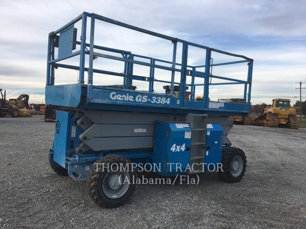 Detail photo of 2008 Genie GS-3384 from Construction Equipment Guide