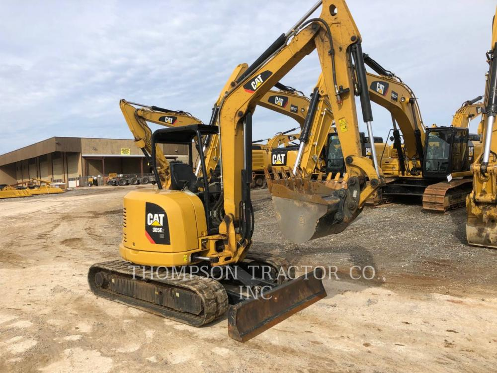 Detail photo of 2015 Caterpillar 305E from Construction Equipment Guide