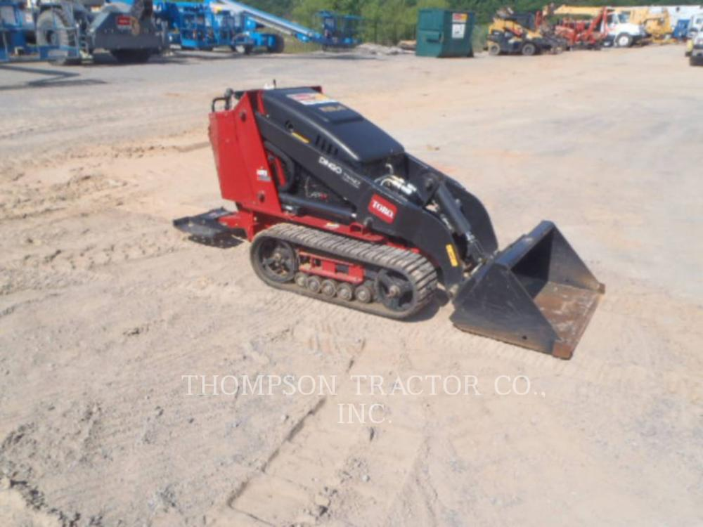 Detail photo of 2015 Toro DINGO TX 427 from Construction Equipment Guide