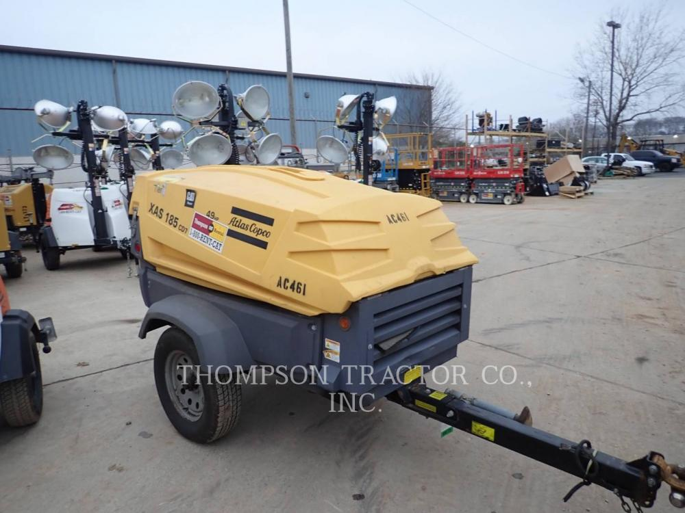 Detail photo of 2016 Atlas Copco 185CF1 from Construction Equipment Guide