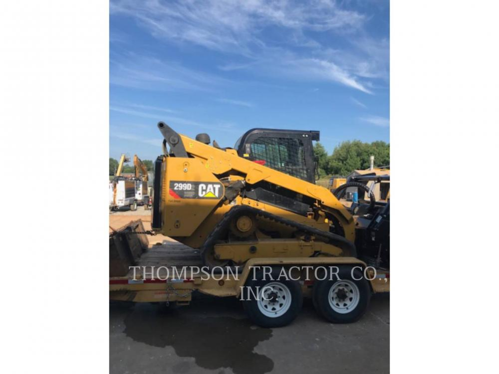 Detail photo of 2016 Caterpillar 299D2 XHP from Construction Equipment Guide