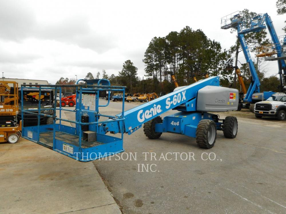 Detail photo of 2014 Genie 60 FT. 4WD MANLIFT from Construction Equipment Guide