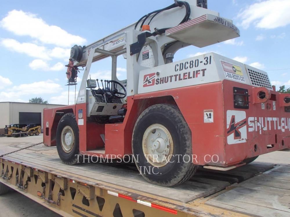 Detail photo of 2006 Shuttlelift 3300DS2 from Construction Equipment Guide