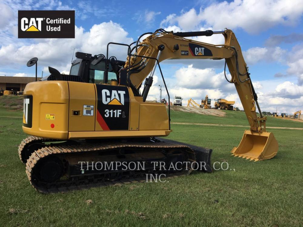 Detail photo of 2018 Caterpillar 311F from Construction Equipment Guide