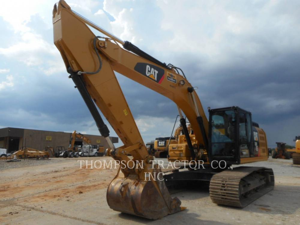 Detail photo of 2016 Caterpillar 326FL from Construction Equipment Guide
