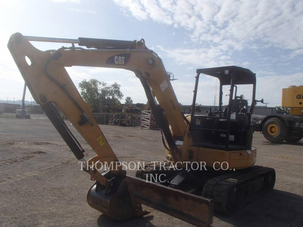 Detail photo of 2015 Caterpillar 305.5E from Construction Equipment Guide
