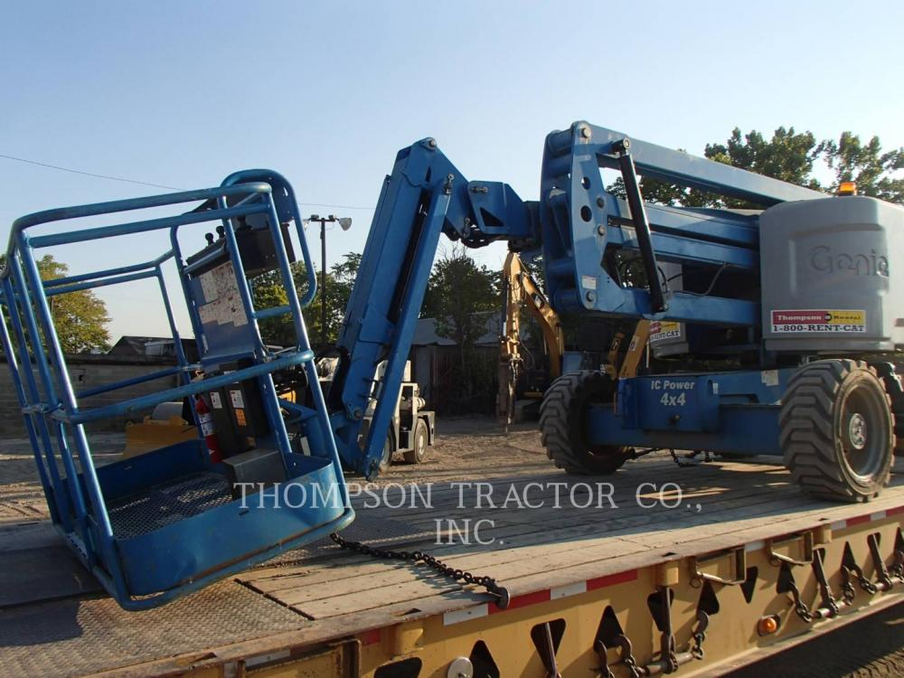 Detail photo of 2013 Genie GENIE Z4525 4WD DIESEL from Construction Equipment Guide