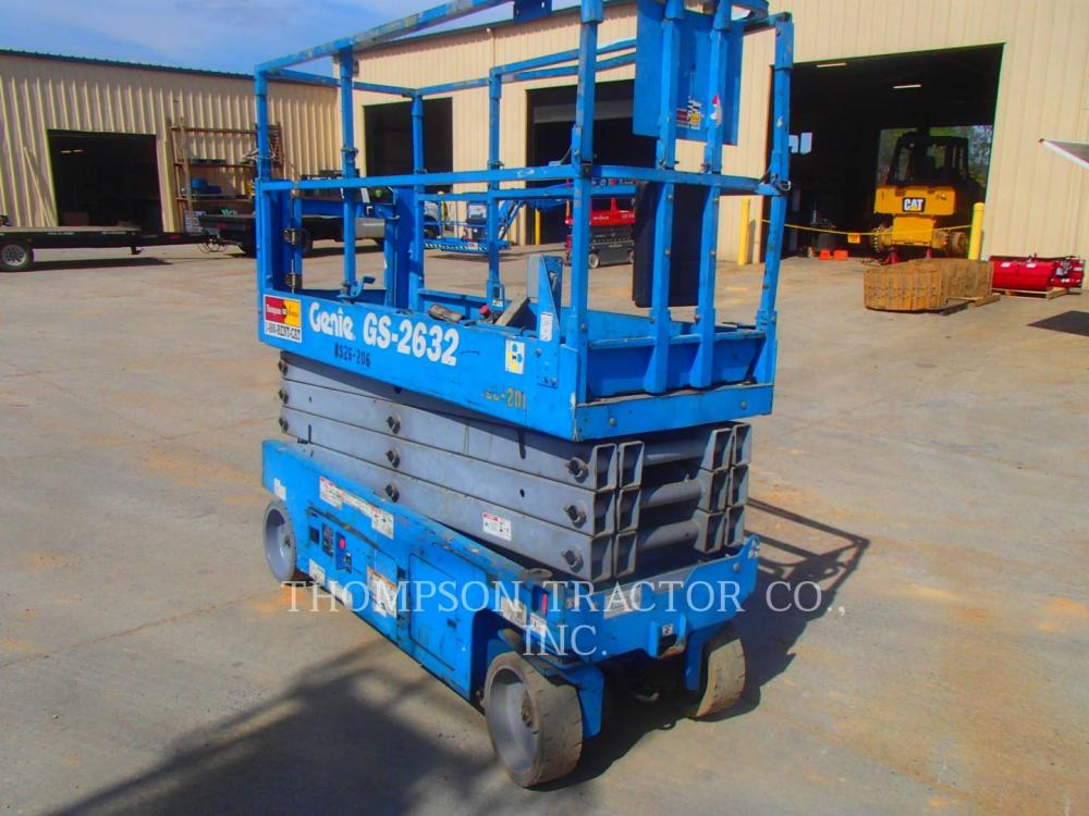 Detail photo of 2013 Genie 26 FT. ELECTRIC SCISSOR LIFT from Construction Equipment Guide