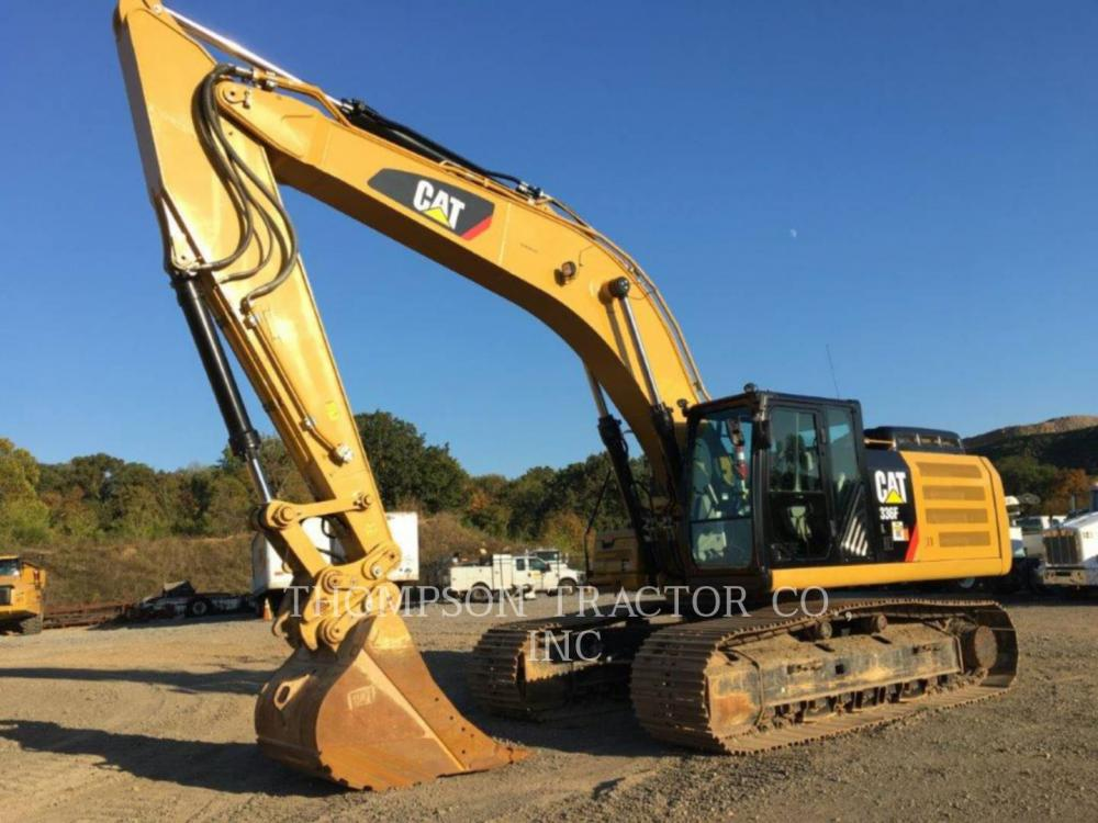 Detail photo of 2018 Caterpillar 336F from Construction Equipment Guide