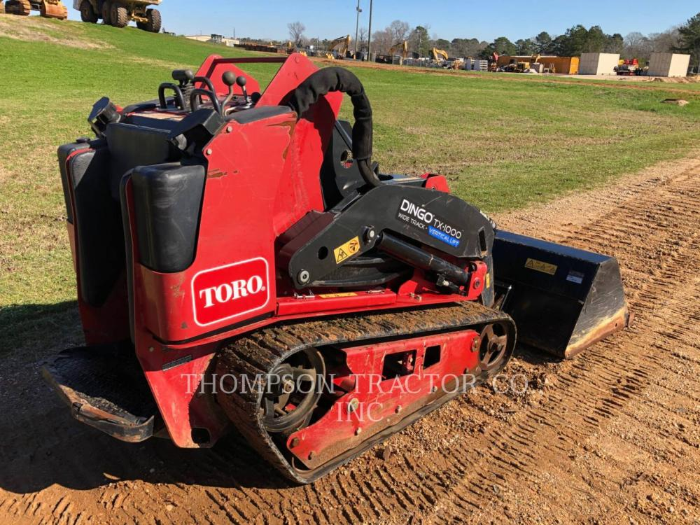 Detail photo of 2015 Toro DINGO TX 1000 from Construction Equipment Guide