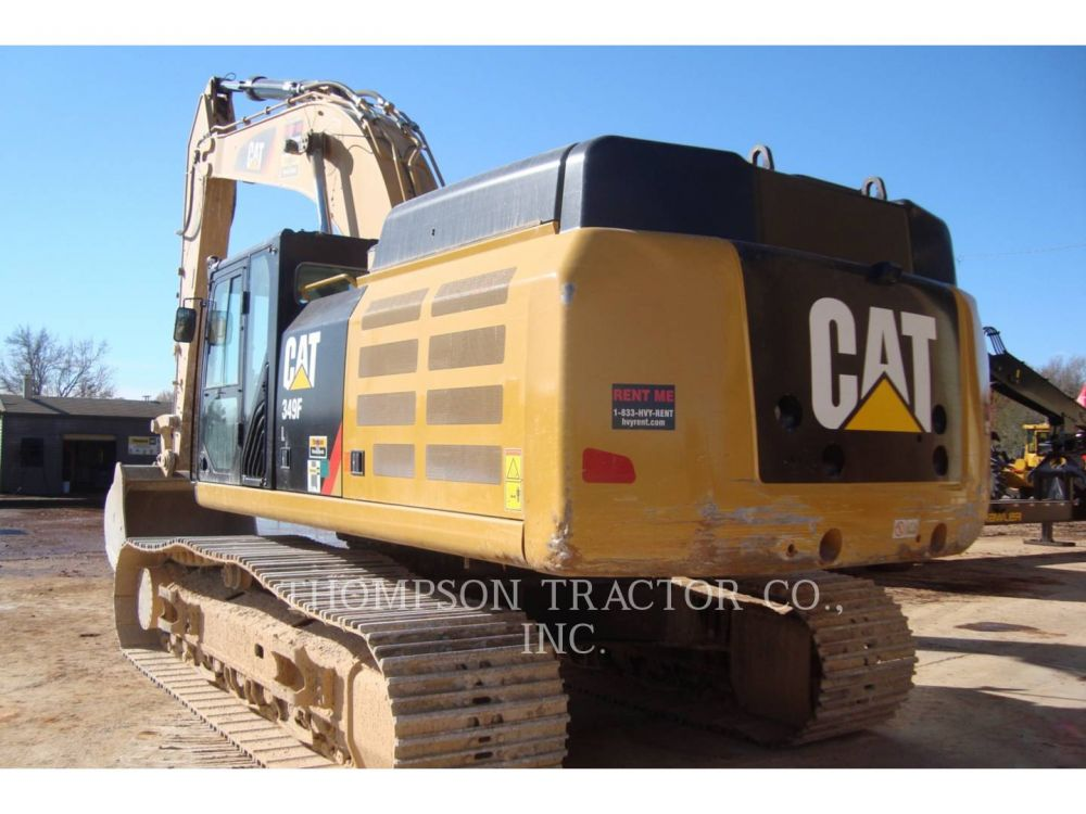 Detail photo of 2019 Caterpillar 349F from Construction Equipment Guide