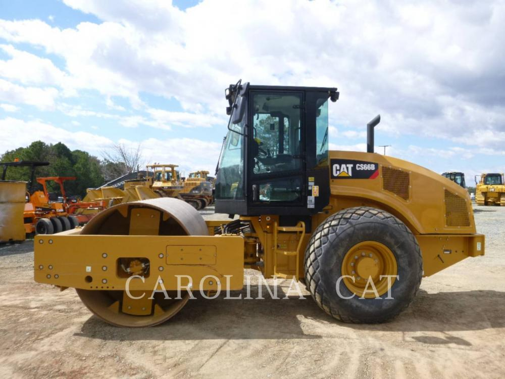 Detail photo of 2016 Caterpillar CS66B from Construction Equipment Guide
