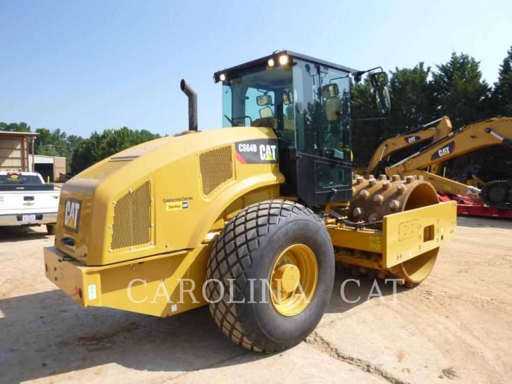 Detail photo of 2016 Caterpillar CS64B from Construction Equipment Guide