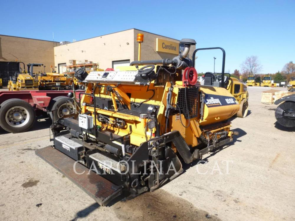 Detail photo of 2013 LeeBoy 8515C from Construction Equipment Guide